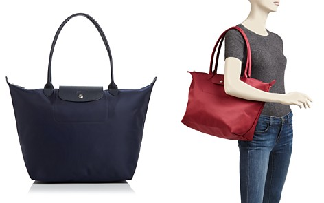 Longchamp Le Pliage Neo Large Nylon Tote - Bloomingdale's_2