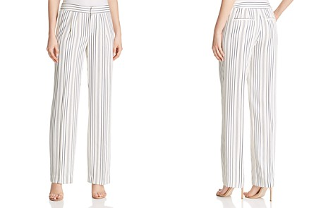 FRAME True Striped Pants - Bloomingdale's_2