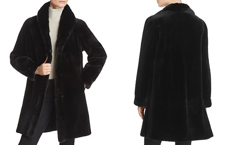 Maximilian Furs Reversible Sheared Mink Fur Coat - Bloomingdale's_2