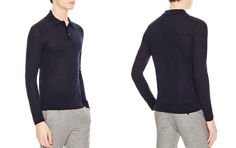 Sandro Preppy Slim Fit Polo - Bloomingdale's_2