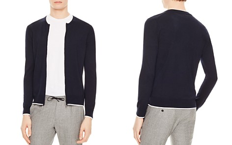 Sandro Border Cardigan - Bloomingdale's_2