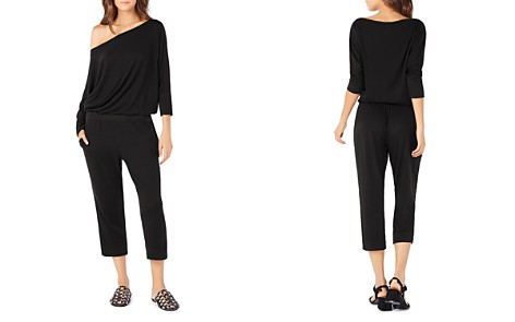 Michael Stars Cropped Knit Jumpsuit - Bloomingdale's_2