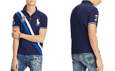 Polo Ralph Lauren Custom Slim Fit Mesh Polo Shirt - Bloomingdale's_2