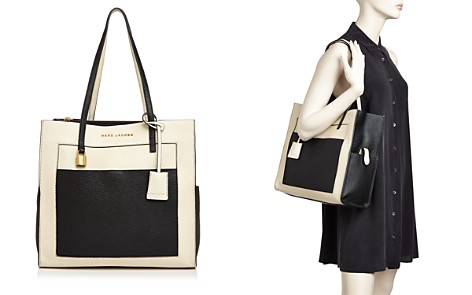 MARC JACOBS The Grind Leather Tote - Bloomingdale's_2
