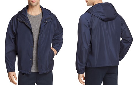 BOSS Chester Hooded Coach's Jacket - 100% Exclusive - Bloomingdale's_2