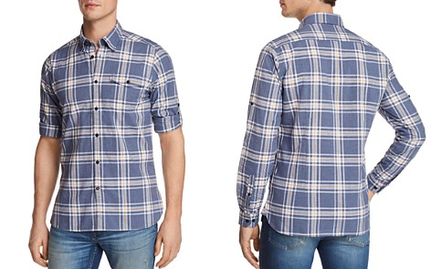 Barbour Elver Long Sleeve Button-Down Shirt - Bloomingdale's_2