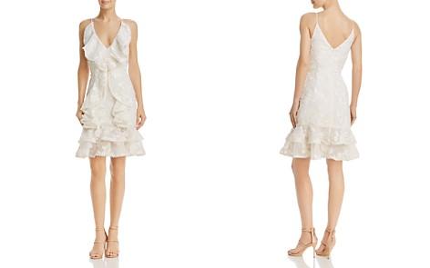 Keepsake Shine Ruffle Dress - Bloomingdale's_2