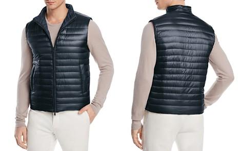 Herno Reversible Linen Vest - Bloomingdale's_2