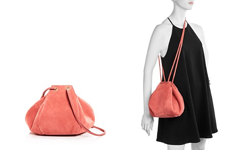 Creatures of Comfort Puff Suede Drawstring Shoulder Bag - Bloomingdale's_2