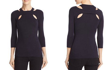 Bailey 44 Orchid Cutout Top - Bloomingdale's_2