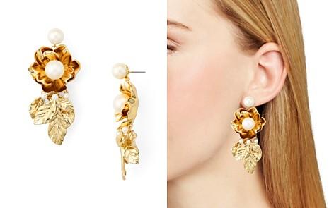 kate spade new york Botanical Drop Earrings - Bloomingdale's_2