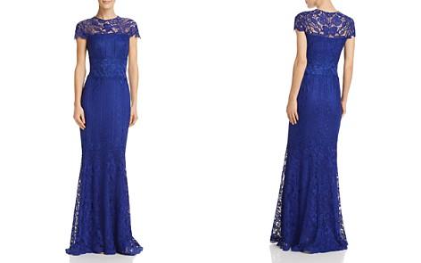 Tadashi Shoji Lace Mermaid Gown - Bloomingdale's_2