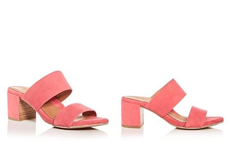 Gentle Souls Women's Cherie Suede Block Heel Slide Sandals - 100% Exclusive - Bloomingdale's_2