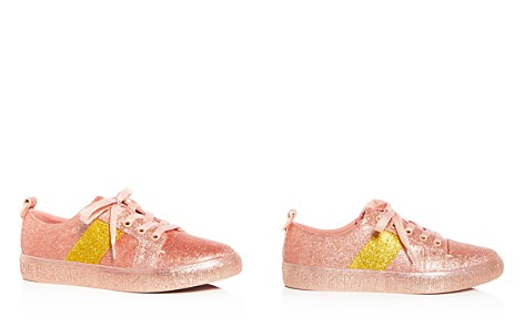 Opening Ceremony Women's La Cienega Glitter Lace Up Platform Sneakers - Bloomingdale's_2
