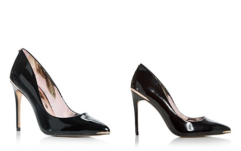 Ted Baker Women's Kaawa Patent Leather Pointed Toe Pumps - Bloomingdale's_2