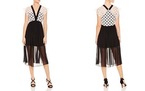 Sandro Cinderella Floral-Lace Dress - Bloomingdale's_2