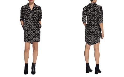 Whistles Lola Geo-Print Dress - Bloomingdale's_2