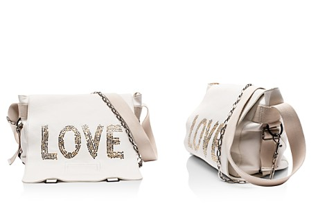 Zadig & Voltaire White Love Crossbody - Bloomingdale's_2