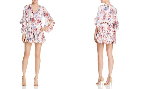 MISA Los Angeles Cecilia Floral Mini Dress - Bloomingdale's_2