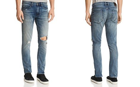 BLANKNYC Horatio Skinny Fit Jeans in Amateur Hour - Bloomingdale's_2