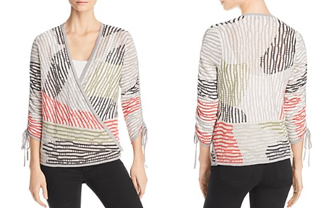 NIC+ZOE Multi-Color Four-Way Cardigan - Bloomingdale's_2