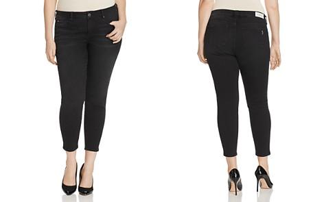 SLINK Jeans Slim Ankle Jeans in Black - Bloomingdale's_2