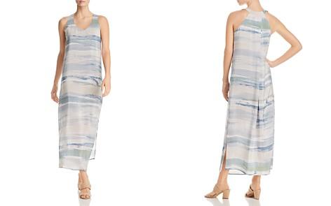 NIC+ZOE Watercolor Stripe Maxi Dress - Bloomingdale's_2