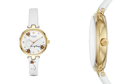 kate spade new york Holland Bee Graphic Watch, 34mm - Bloomingdale's_2