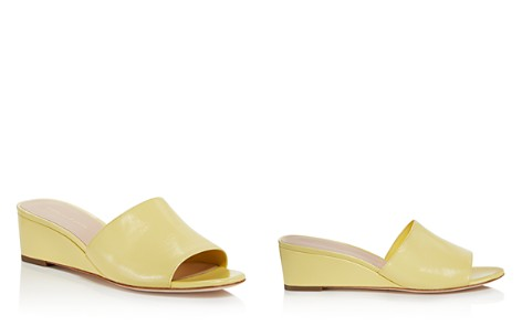 Loeffler Randall Women's Tilly Leather Demi Wedge Slide Sandals - Bloomingdale's_2