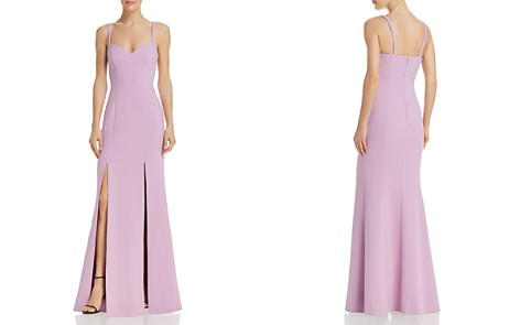 LIKELY Alameda Slit-Front Gown - Bloomingdale's_2