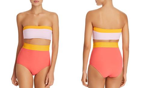 Flagpole Lori Bikini Top & Arden Bikini Bottom - Bloomingdale's_2