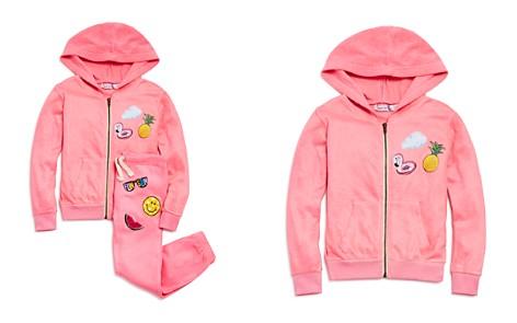 Play Six Girls' Fun in the Sun Hoodie & Sweatpants - Little Kid - Bloomingdale's_2