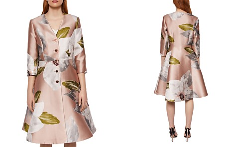 Ted Baker Ottie Chatsworth Bloom Dress Coat - Bloomingdale's_2
