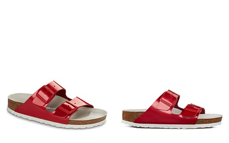 Birkenstock Women's Limited Edition Arizona Hex Leather Slide Sandals - Bloomingdale's_2