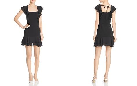 Parker Berlin Ruffle-Trimmed Dress - Bloomingdale's_2