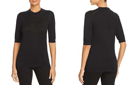 Burberry Malad Lightweight Silk & Cashmere Sweater - Bloomingdale's_2