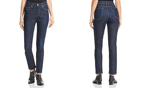 rag & bone/JEAN Dre High-Rise Slim Boyfriend Jeans in Beverly - Bloomingdale's_2