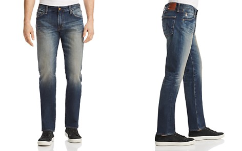 AG Graduate Straight Fit Jeans in 9 Years Faring - Bloomingdale's_2