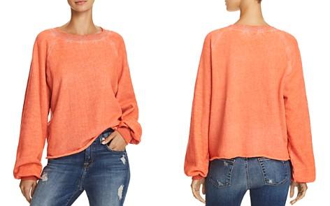 PAM & GELA Overdye Sweatshirt - Bloomingdale's_2