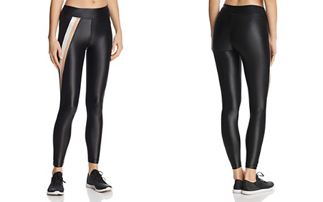 KORAL Tempo Stripe Detail Leggings - Bloomingdale's_2
