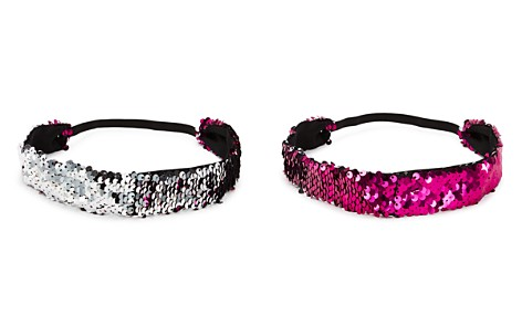 Capelli Girls' Reversible-Sequin Headband - Bloomingdale's_2