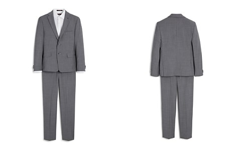Michael Kors Boys' Suit Jacket & Pants Set - Big Kid - Bloomingdale's_2