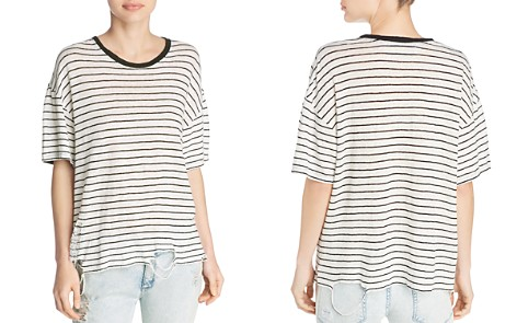 IRO.JEANS Conah Striped Tee - Bloomingdale's_2