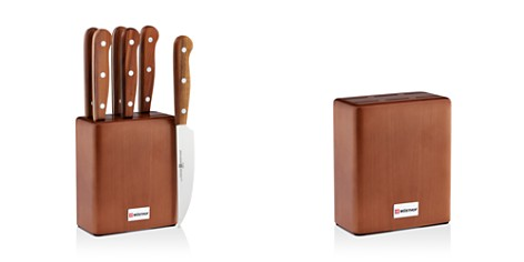 Wusthof 6-Piece Plum Steak Block Set - 100% Exclusive - Bloomingdale's_2