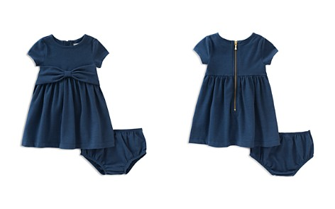 kate spade new york Girls' Kammy Bow Dress & Bloomers Set - Baby - Bloomingdale's_2