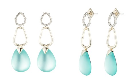 Alexis Bittar Loop & Teardrop Earrings - Bloomingdale's_2