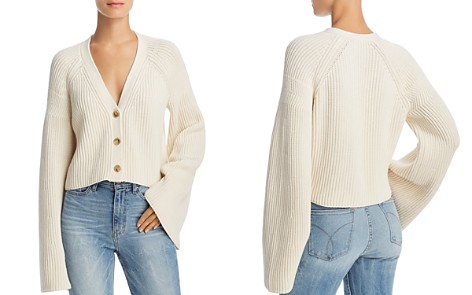 Elizabeth and James Cabot Merino Wool & Cashmere Cardigan - Bloomingdale's_2