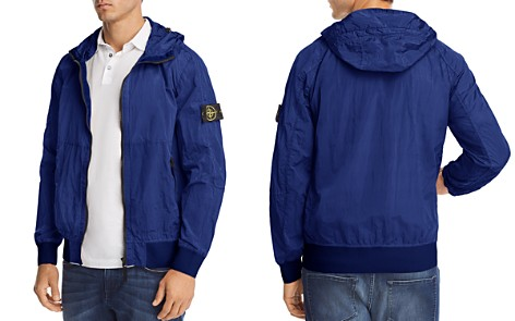 Stone Island Zip Hooded Windbreaker - 100% Exclusive - Bloomingdale's_2