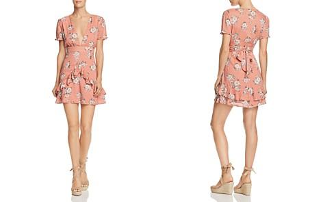 Sadie & Sage Ruffled Floral-Print Dress - 100% Exclusive - Bloomingdale's_2
