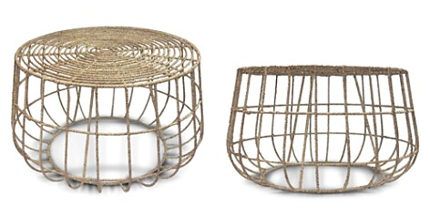Selamat Designs Jute Coffee Table - Bloomingdale's_2